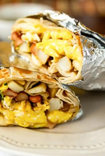 Breakfast Burrito Sacramento, CA